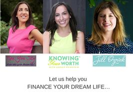Finance Your Dream Life Workshop