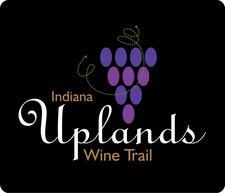 Indiana Uplands Wine Trail logo