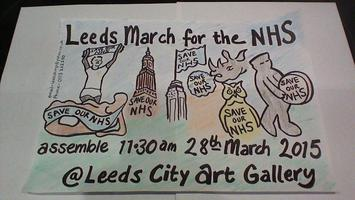 York to Leeds for the NHS