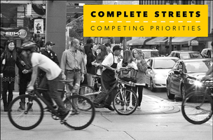 Complete Streets, Competing Priorities: The 8th Annual...