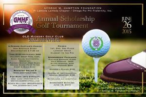 George M. Hampton Foundation & DMV Ques of PLL Annual...