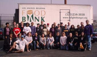 2015 Big Ten Club Los Angeles Food Bank - sponsored by...