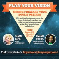 Plan Your Vision
