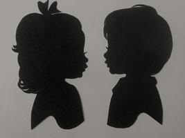 Sew Precious - Hosting Silhouette Artist, Erik...