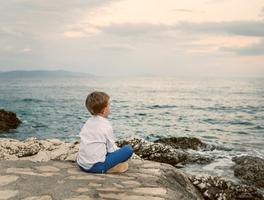 A Still Quiet Place: a Mindfulness class for children...
