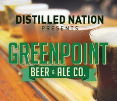 Distilled Nation: Greenpoint Beer & Ale Co Tasting