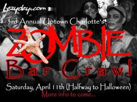 3rd Annual Zombie Bar Crawl
