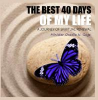 The Best 40 Days of My Life Study Conference Call
