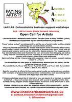 LAN:LAB Onlincolnshire Business Support Workshops