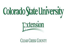 CSU Extension in Clear Creek County   logo