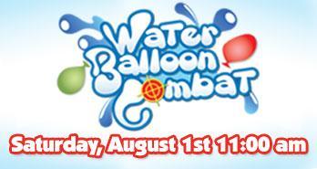Water Balloon Combat