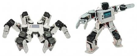 TechKidz@KDC 2015 : Rero Robot