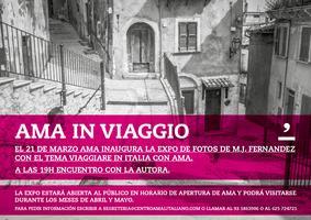 AMA IN VIAGGIO - Exposición Fotográfica