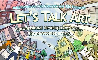 Let's Talk Art | Grant Writing for Newcomers