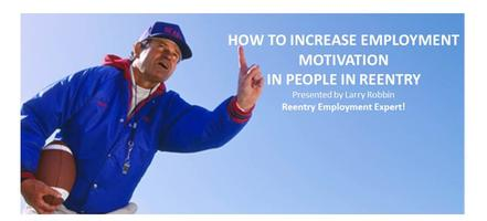 How to Increase Employment Motivation in People in...