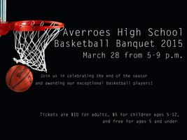Averroes Basketball Banquet