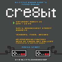3rd Annual CRE-8bit Event