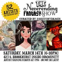 The Neverending Fantasy Gallery & Artist Signing