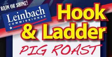 Leinbach Hook & Ladder Pig Roast