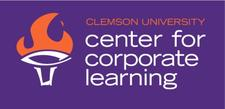 Clemson University Center for Corporate Learning logo
