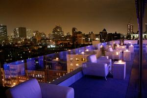 Guestlist Fridays @ Skyroom Rooftop in New York City