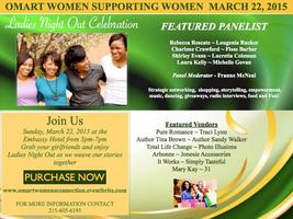 Ladies Night Out- Celebration of Women's History Month