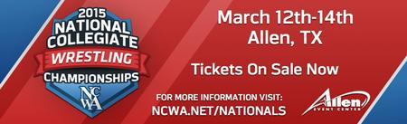 2015 National Collegiate Wrestling Championships
