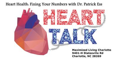 Heart Health: Fixing Your Numbers w/ Dr. Patrick Ess