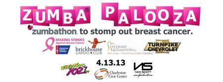 ZUMBA® Palooza: Zumbathon® Charity Event!