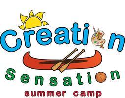 Creation Sensation Summer Camp 2015