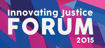 HiiL Innovating Justice Forum 2015 - Unlocking the...