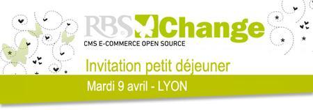 Petit déjeuner e-commerce par RBS Change - Lyon
