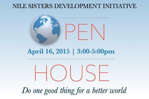 Nile Sisters Development Initiative's 2015 Open House
