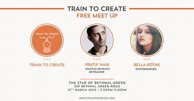 Pratik Naik & Bella Kotak Meet up London