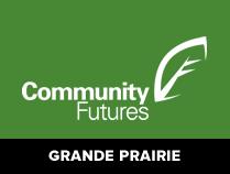 Community Futures Grande Prairie & Region logo