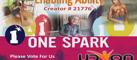 """Enabling Ability"" Creator # 21776 @ OneSpark 2015"