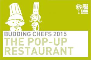 The Budding Chefs' Pop-up Restaurant