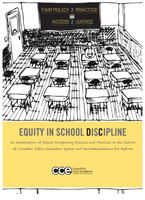 Lunch & Learn: Leading the Way to Equity in DC School...