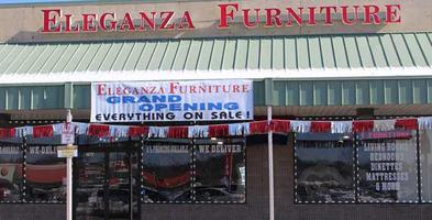 Grand Opening - Eleganza Furniture