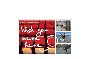 Wish You Were Here - Friday June 21, 2013; 8pm