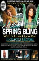 Utility Spring Bling With 5 Hour Open Bar