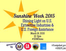Celebrating Sunshine Week: Shining Light on U.S....