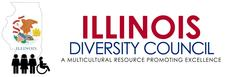 Illinois Diversity Council Old logo