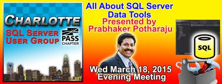 Charlotte SQL Server User Group - Wed March 18th -...