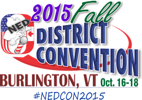 NEDCON2015 (NED Fall Contest/Convention)