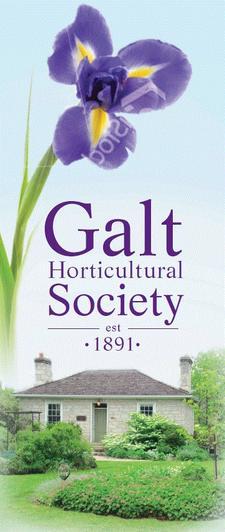 Galt Horticultural Society logo