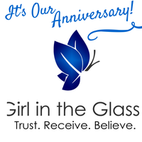 2nd Year Anniversary!!  Girl in the Glass