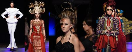 Couture Fashion Week New York September 2015
