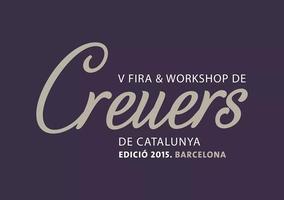 V Fira&Workshop de Creuers · Barcelona 2015