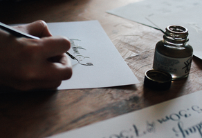 Meticulous Ink Hand Lettering Workshop London
